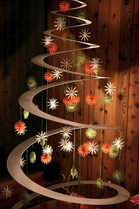 Bolserwood xmas tree, you can really go to town with the decorations - christmas town decorations
