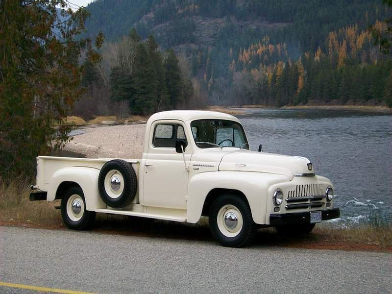 Old International Trucks Best Looking From The 50s Page 2 Grroots Motorsports Forum