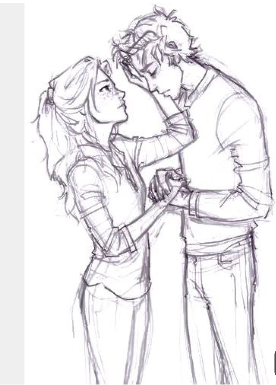Couple Drawings On Pinterest With Images Cute Couple Drawings