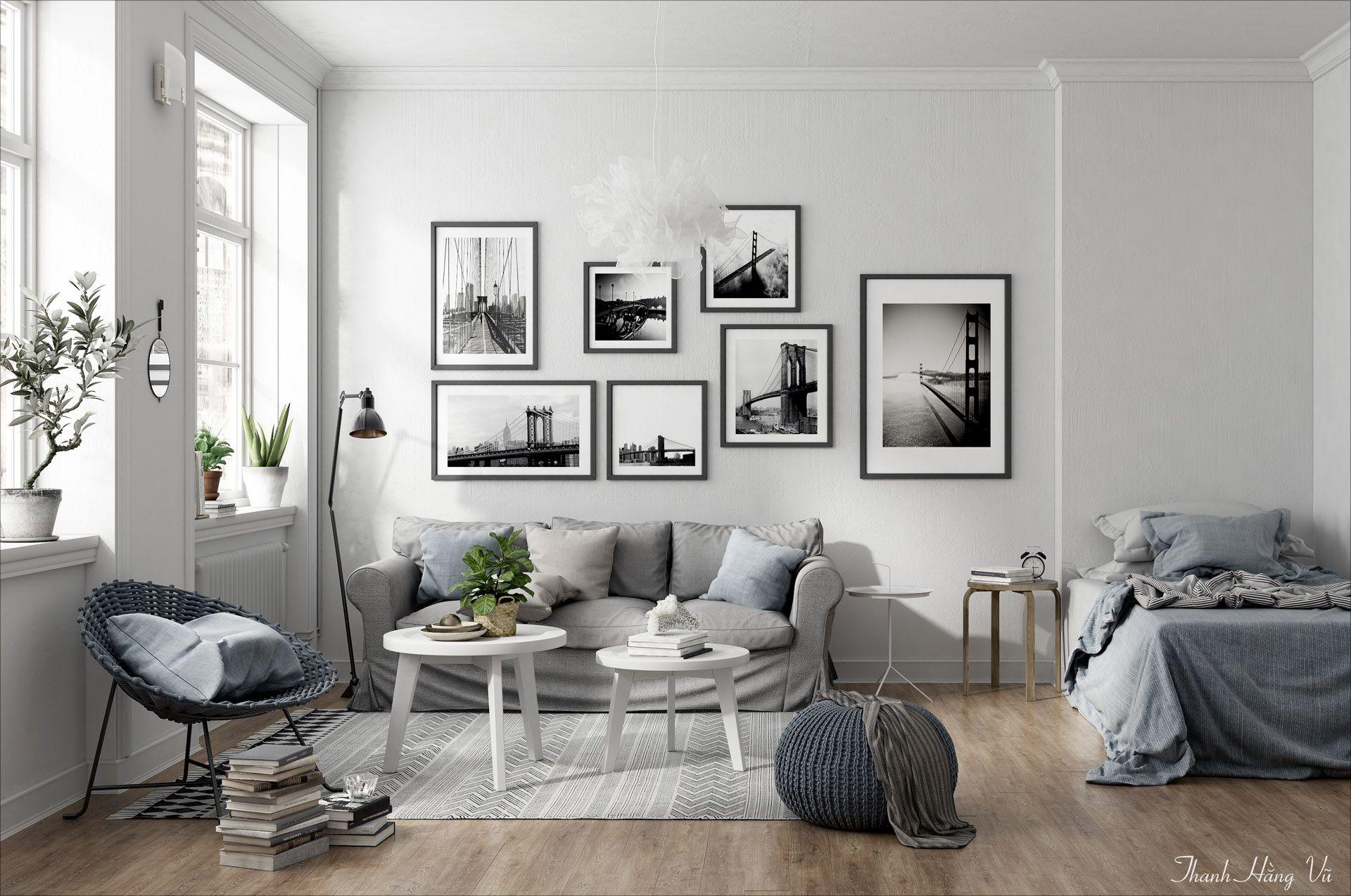 Piccoli Scarafaggi In Cucina style scandinavian | arredamento cornici, idee per interni e