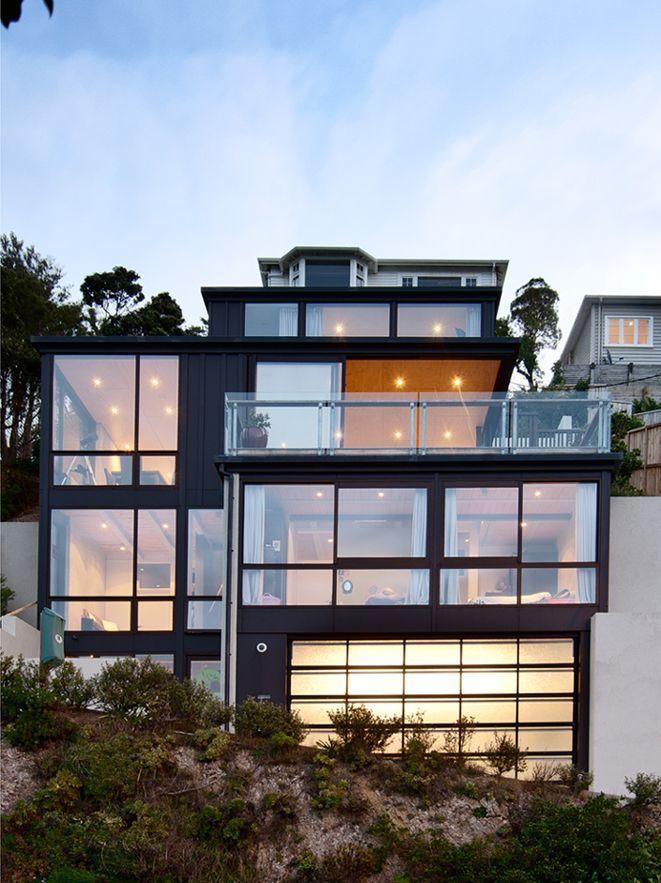 Hataitai Home / John Mills Architects