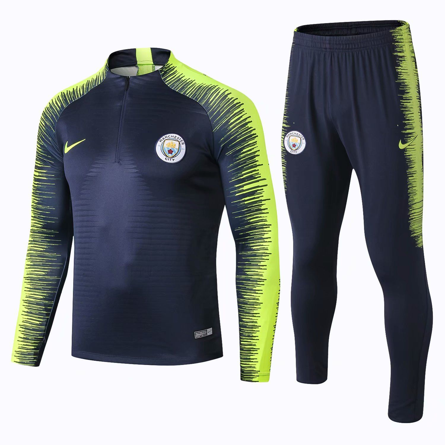 Manchester City Training Top Pants 18/19   Manchester city ...