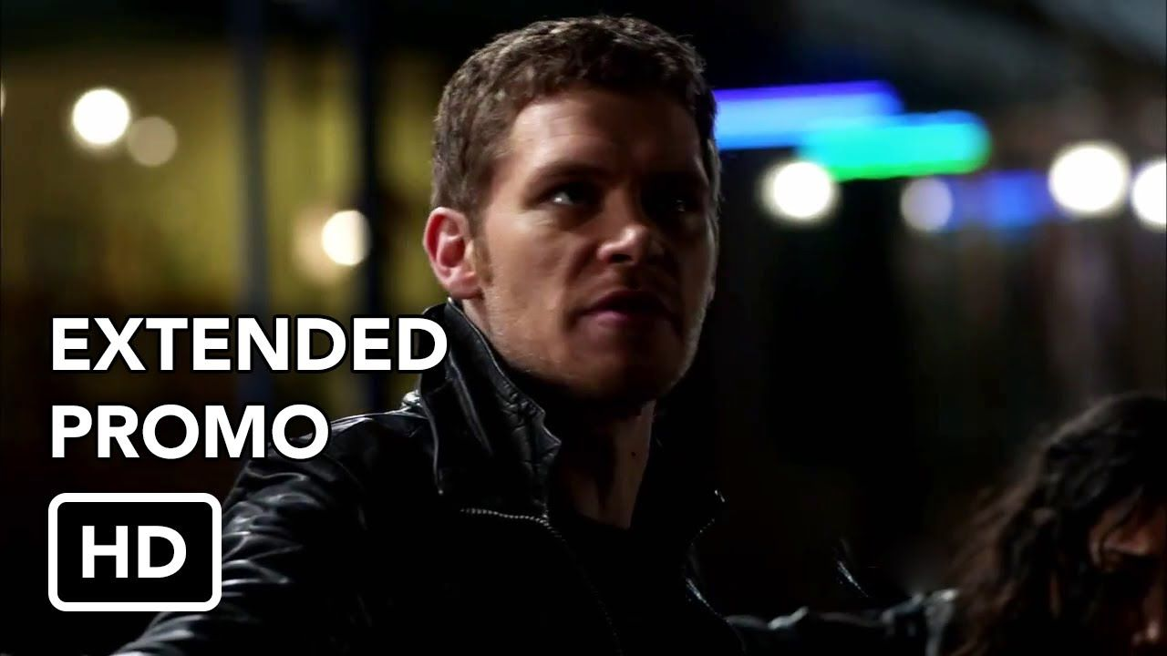 "The Originals 1x13 Extended Promo ""Crescent City"" (HD)"