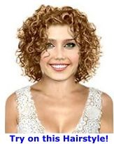 Pleasing 1000 Images About Hair Styles On Pinterest Short Curly Hair Hairstyles For Women Draintrainus