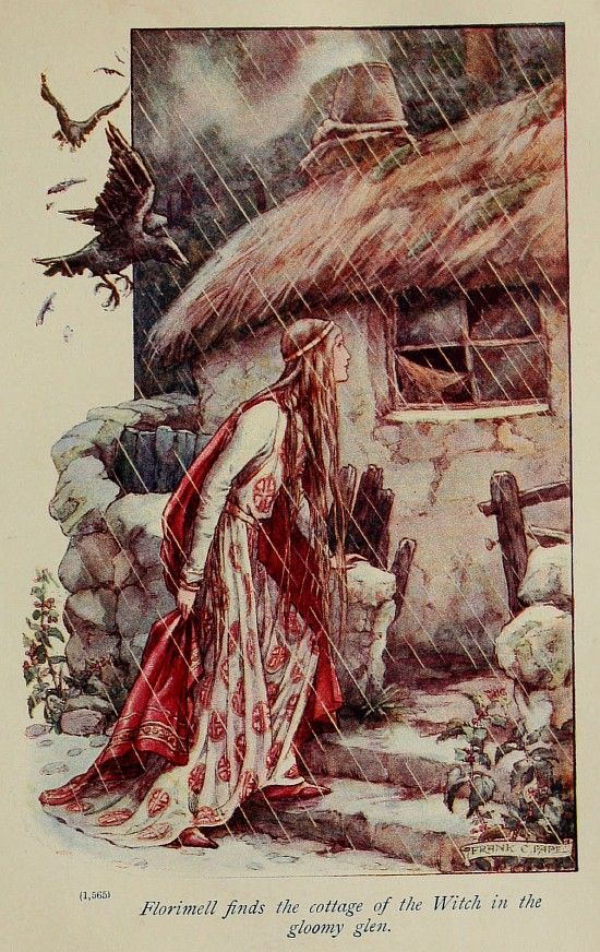 The Gateway to Spenser - Stories from the Faërie Queen (1910)