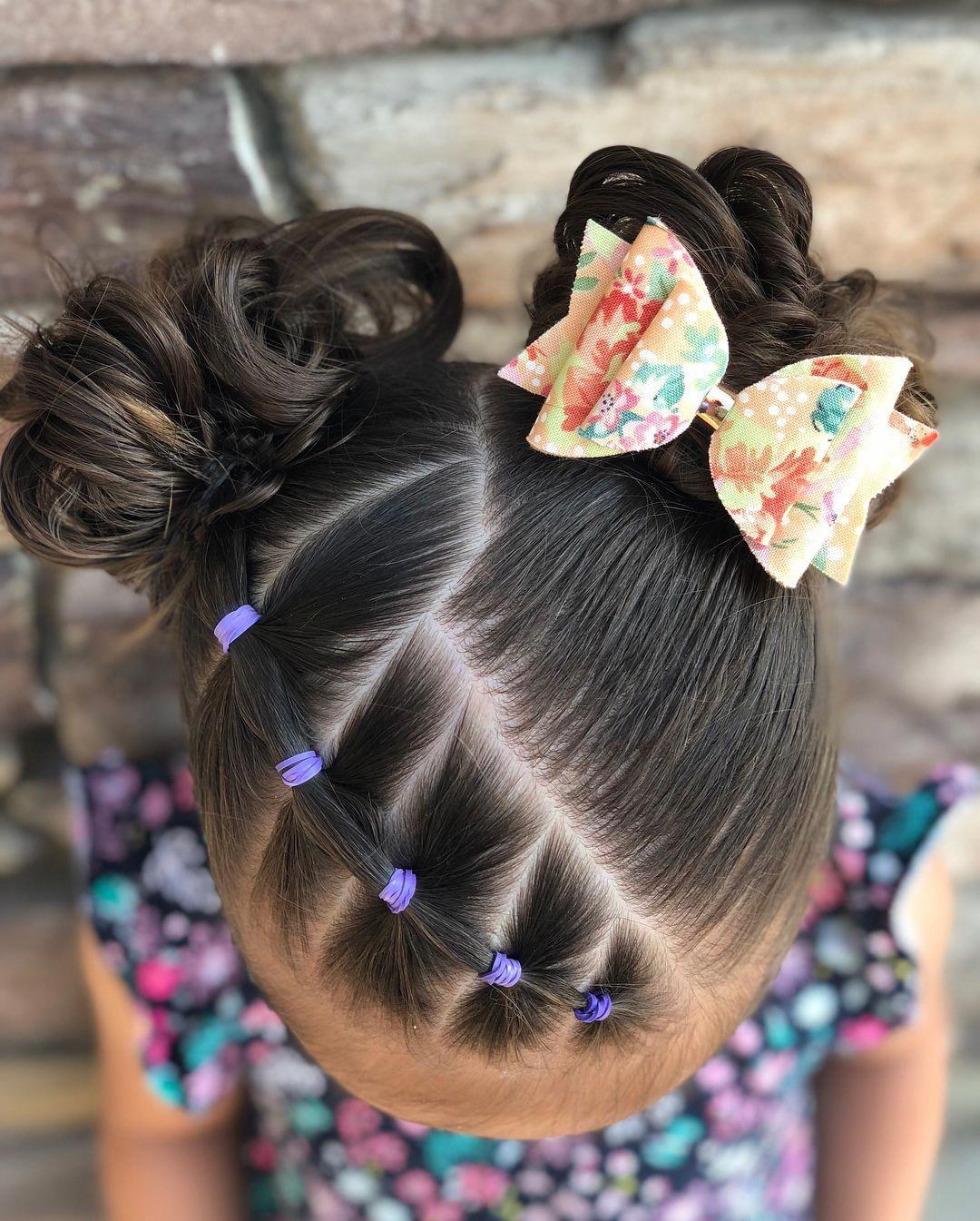 Great Short Haircuts Beautiful Haircuts For Girls Nice Hairstyles For Kids 20190506 Kids Hairstyles Girls Girl Hair Dos Lil Girl Hairstyles