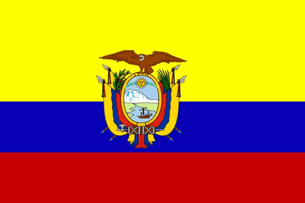 Bandera De Ecuador Ecuador Flag Ecuador Flag