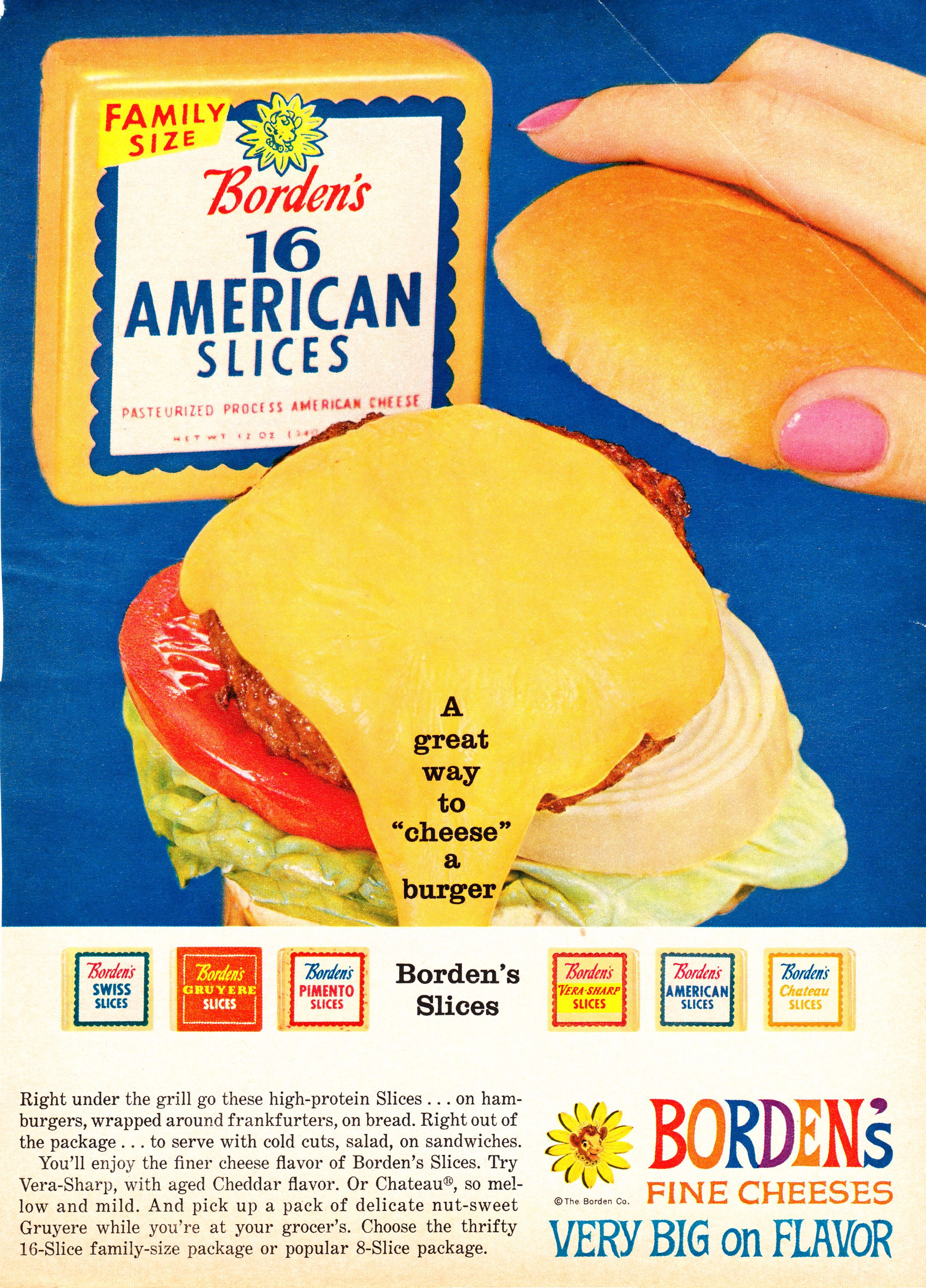 Cheddar Nightmares: Cheese Adverts of the 1960s-70s | Shopping List