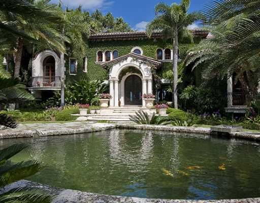 Lebron James Miami Mansion You Probably Live In Cleveland And