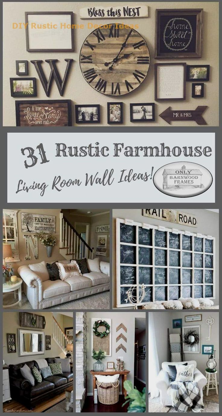 Photo of 15 DIY Rustic Decoration to Help Upgrade Your Home  #rusticdecoration #diyhomede…