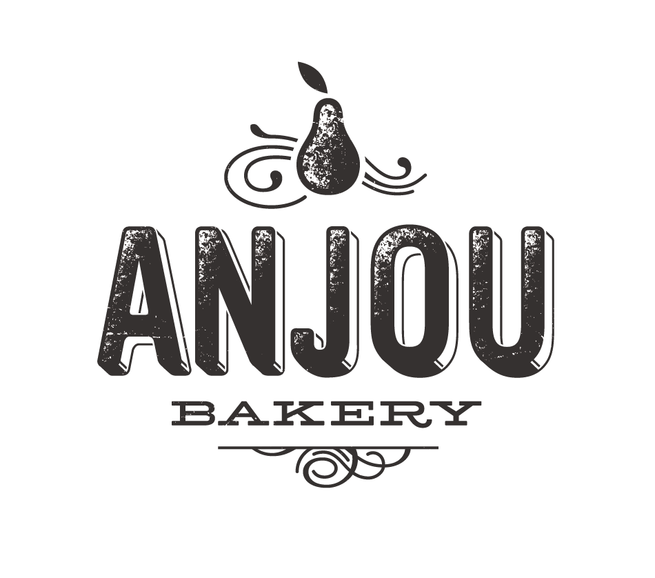 Anjou Backery logo.