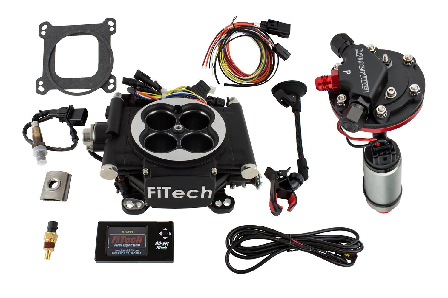 FITech Fuel Injection 38002 Fuel injection, Performance