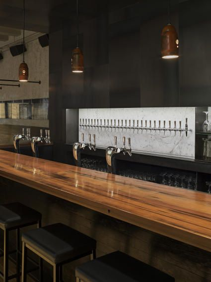 Rustic Aesthetic Meets Artisinal Brews In This Philadelphia Bar