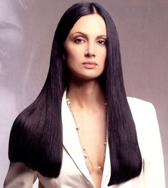 Fine 1000 Images About Long Hair One Length On Pinterest Blonde Short Hairstyles Gunalazisus