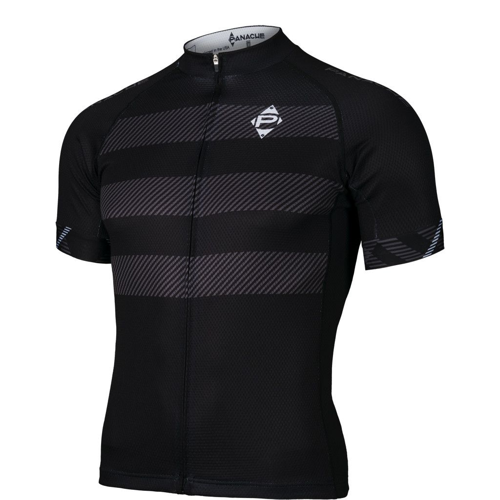 MEN'S BULLET JERSEY The Panache Bullet Jersey is engineered for speed and…