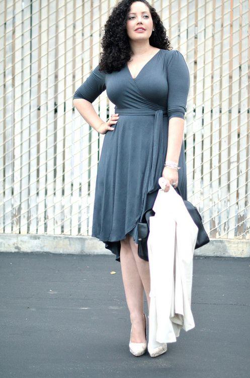0d9a3bb5507 Wrap Dress
