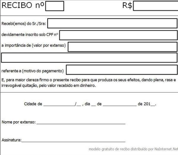 Recibo De Rescisao Trabalhista5 Recibo De Pagamento Rotinas De