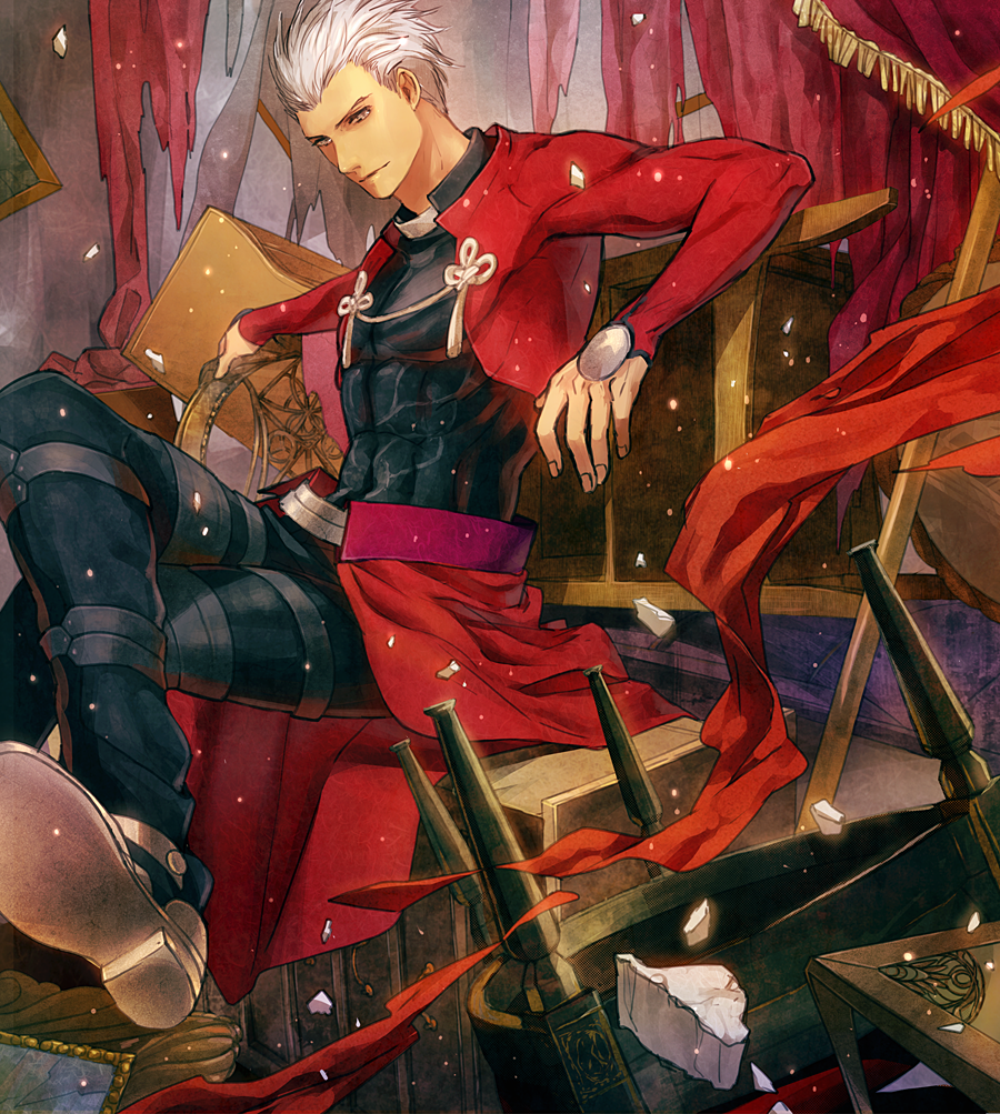 Archer by Fate Stay Night FTN