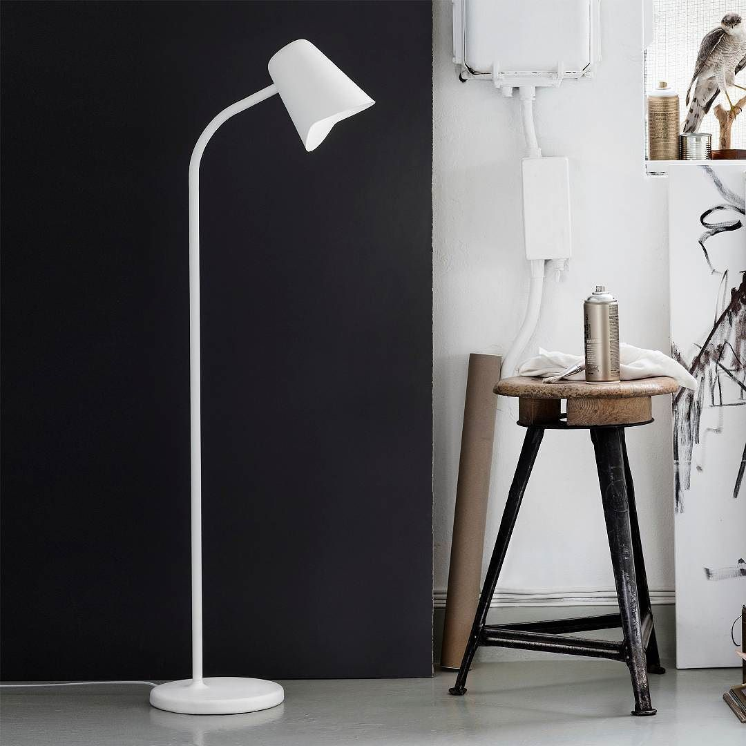Northern Lighting On Instagram Win Me During The Sthlmfurnfair You Can Win Our Brand New Reading Lamp Fro White Floor Lamp Interior Design Shows Floor Lamp