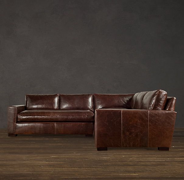 Another Leather Sectional Leather Sectional Restaurant Design