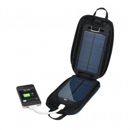 Portable Phone Chargers That Double As Camping Gadgets Portable Solar Panels Solar Charger Solar Charger Portable
