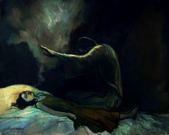 New Faith Christian Art | Christian Art - Chris Higham