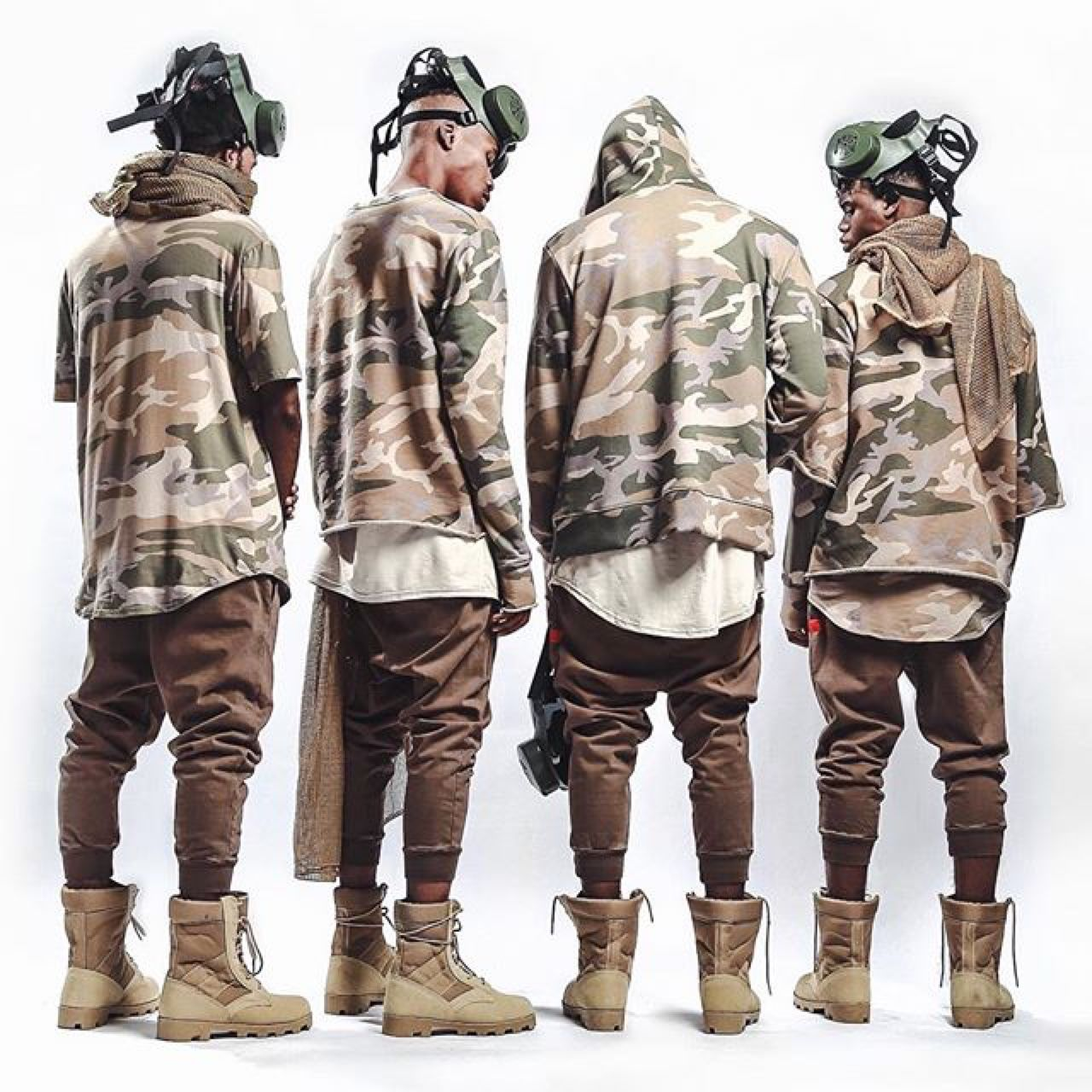 """KNYEW """"Camo Collection"""" - A Blog About.....Nothin'"""