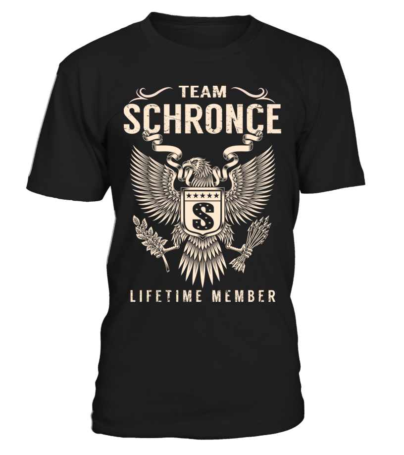 Team SCHRONCE - Lifetime Member