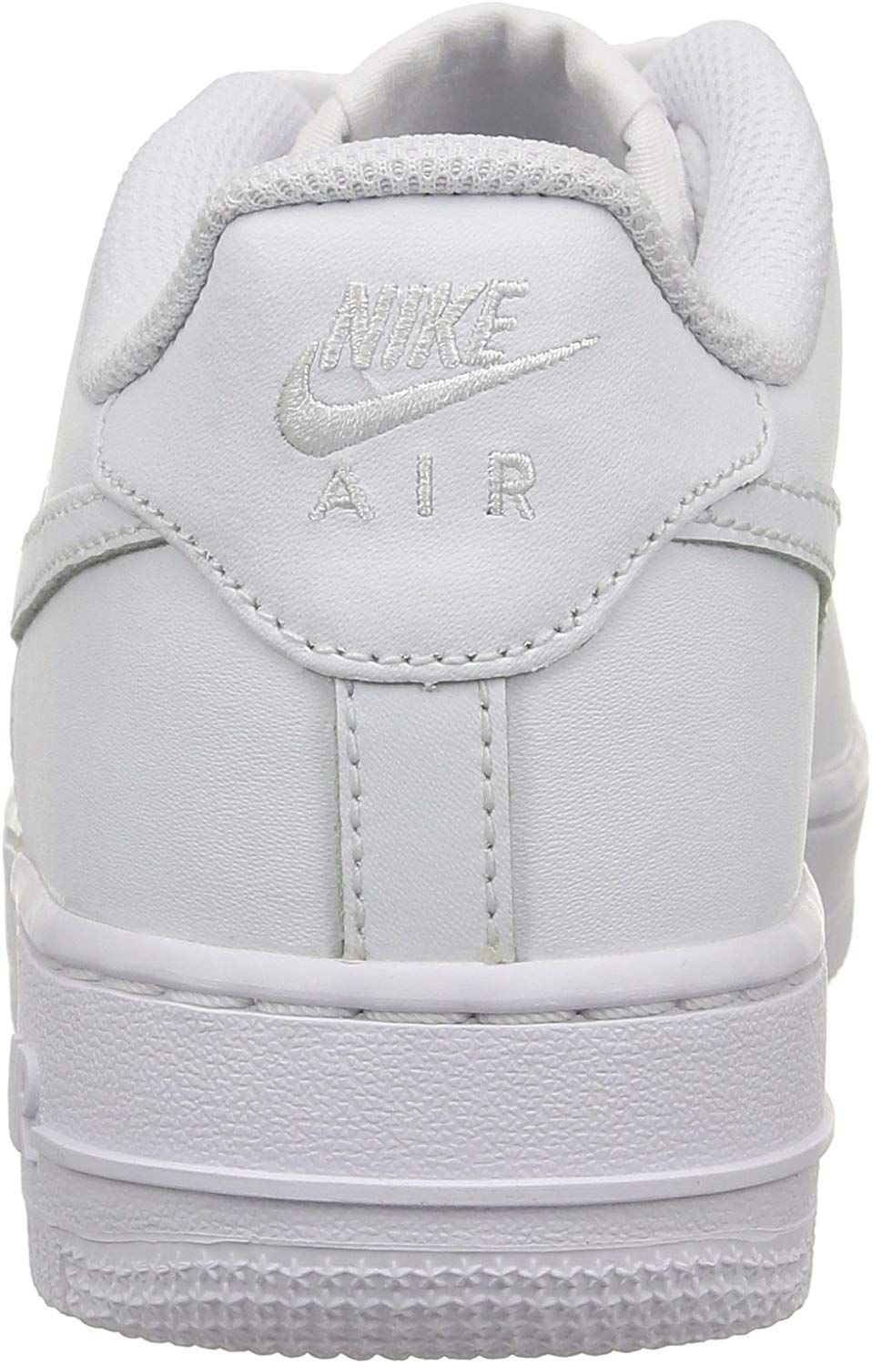 100% authentic popular brand wholesale price Nike Air Force 1 Unisex-Kinder Sneakers, Weiß (117 WHITE ...