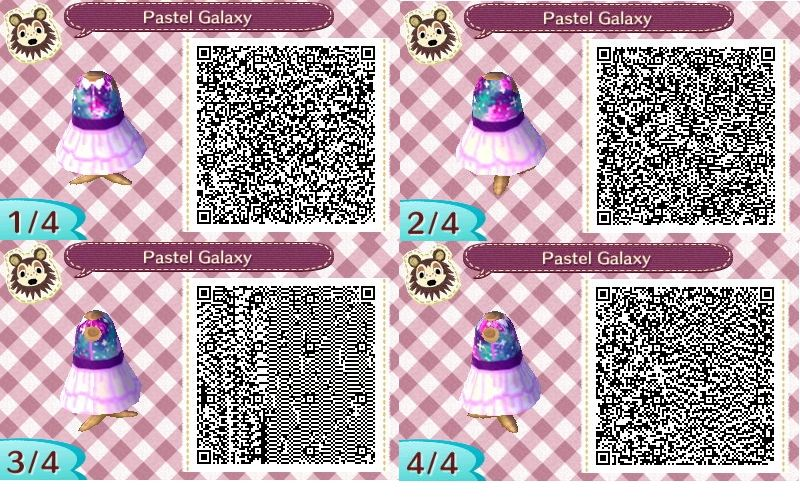 animal crossing new leaf design qr codes