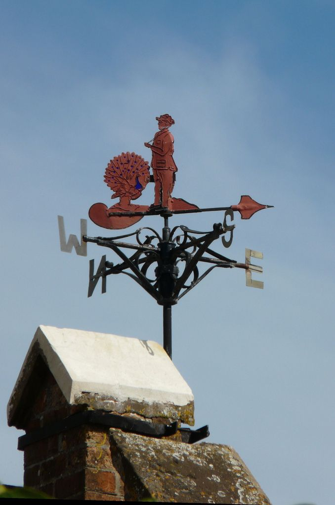 Lord Baden-Powell Weathervane | by Gabludlow