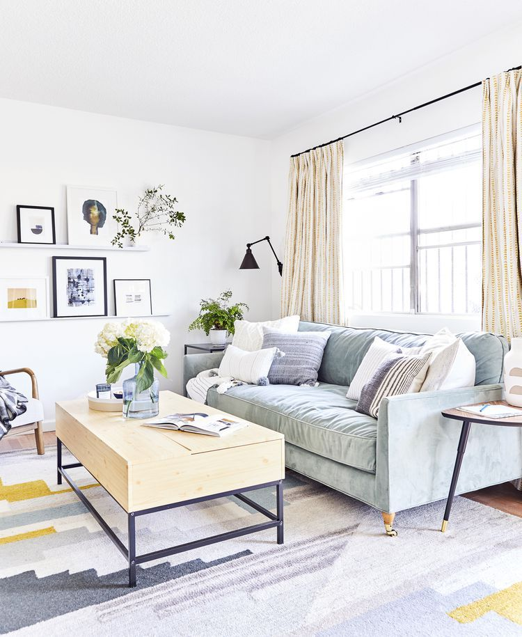The First 5 Things You Should Buy When Decorating Your Living Room