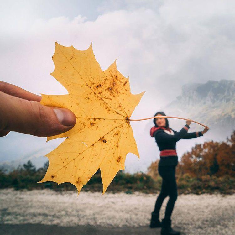 15 Ideas For Autumn Photos That You Will Definitely Want To Repeat, фото № 515 идей самых осенних фото, которые вам точно захочется повторить, фото № 5