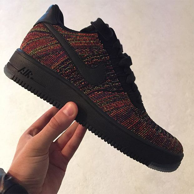 air force flyknit uomo