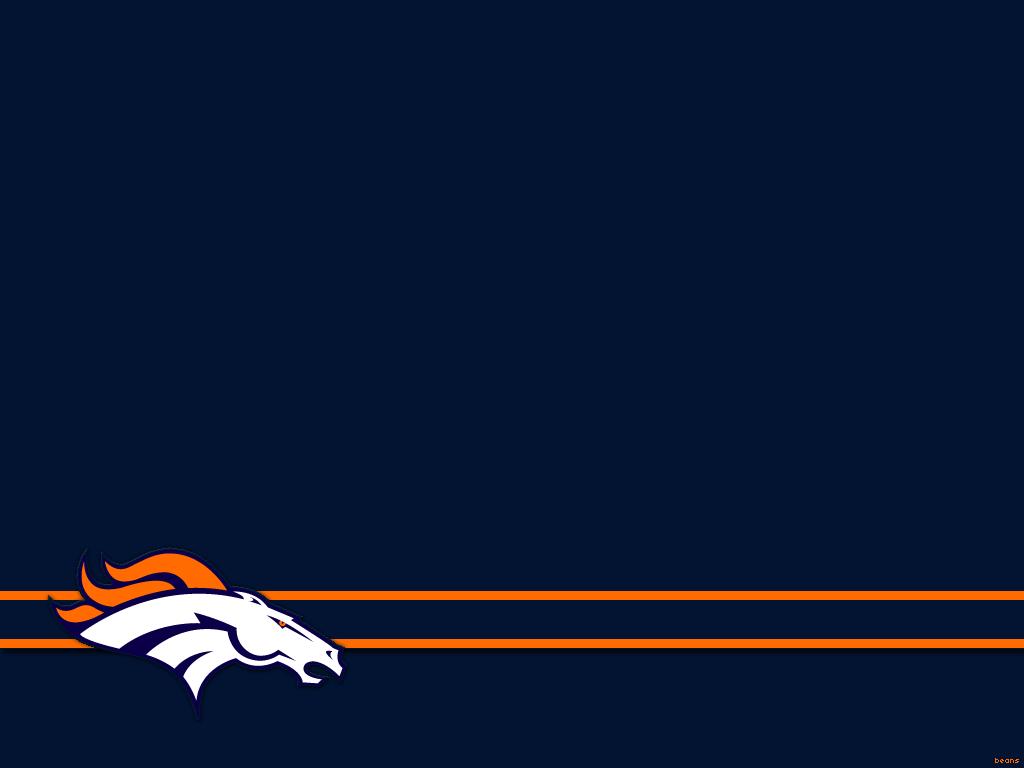 Great Minimalist Blue Broncos Wallpaper Broncos Timeline