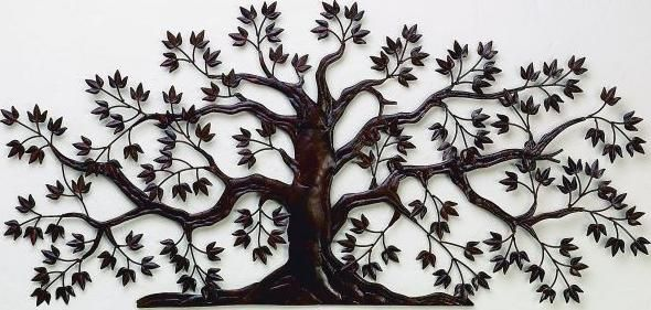 metal+tree+wall+art+decor | Dr. Livingstone Rusted Brown Tree : wrought iron tree wall art - www.pureclipart.com