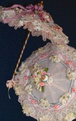 Tutorial Open Victorian Parasol An Excellent Tutorial