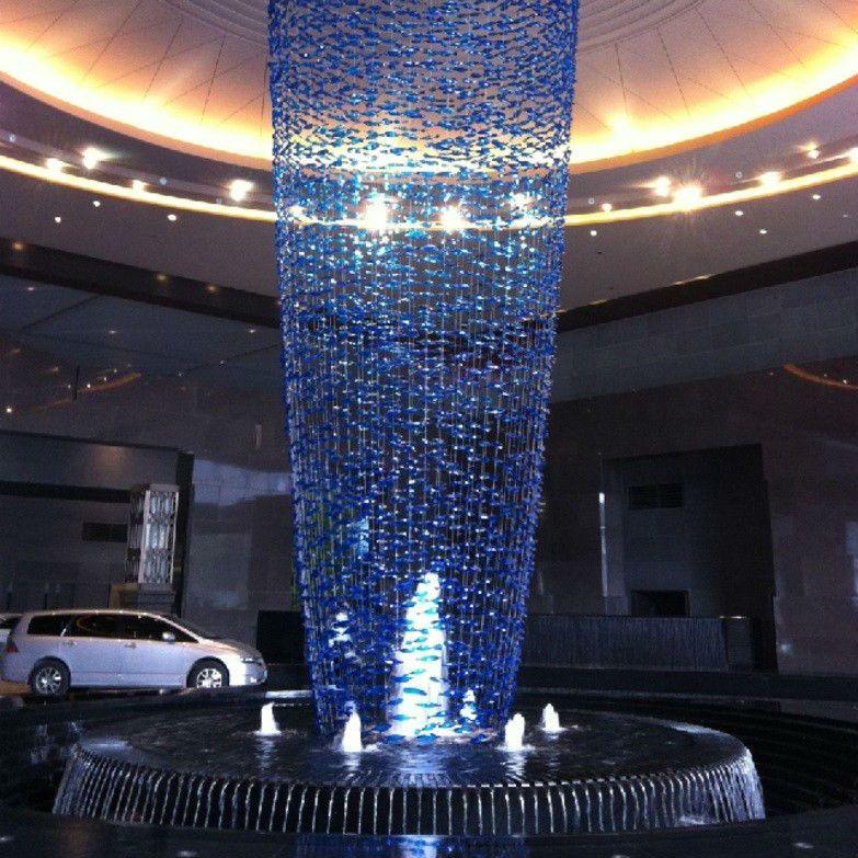 Antiguos candelabros de cristal para la venta, el hotel lámparas de ...