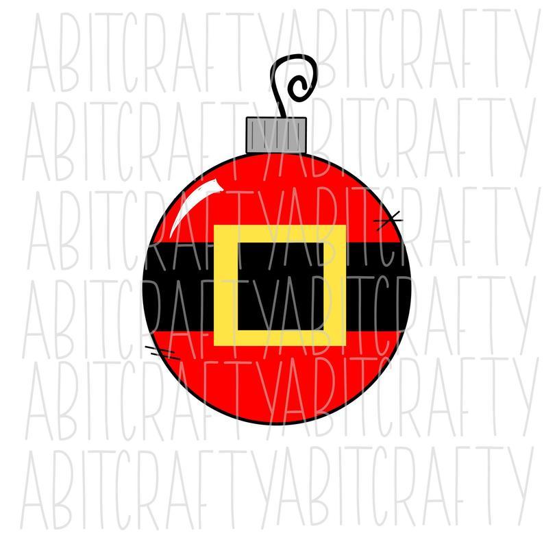 Santa's Belt svg, png, sublimation, digital download