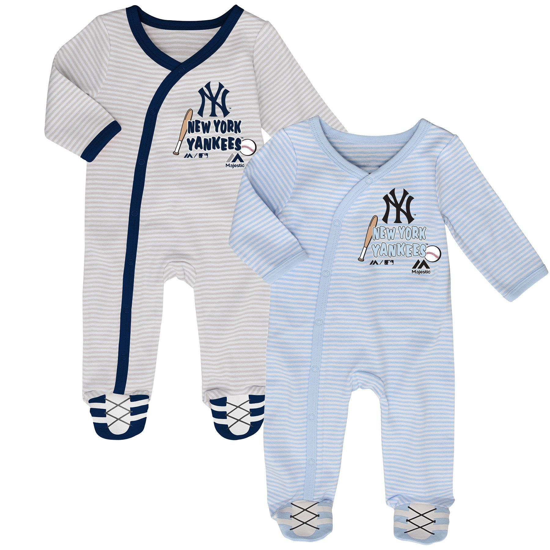 Yankees Baby Sleepers Our Yankees Classic Infant Gameday Coverall