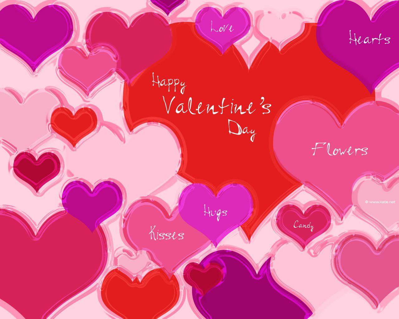 Happy Valentine S Day Holidays Pinterest Wallpaper