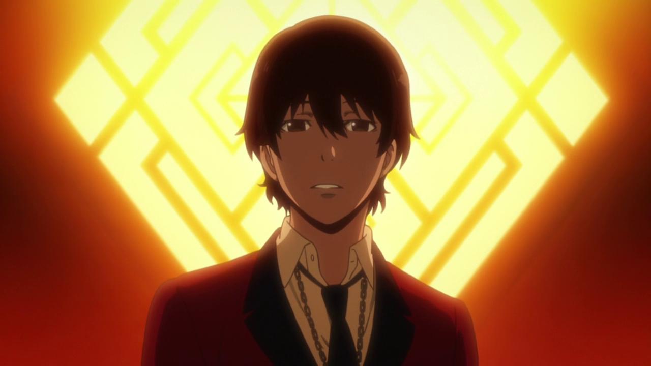 Ryota Suzui Anime Gambling Anime Icons