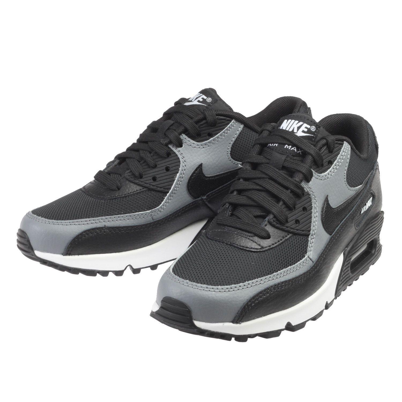 Nike WMNS Air Max 90 black black cool grey black 325213 037
