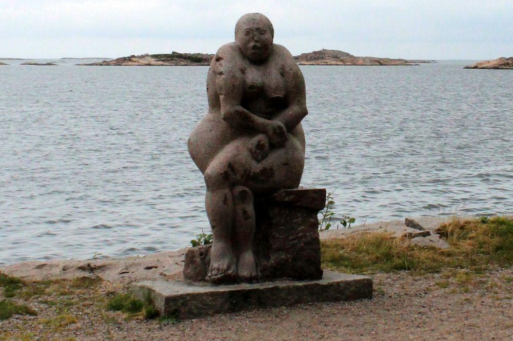 Udden Skulpture 2012