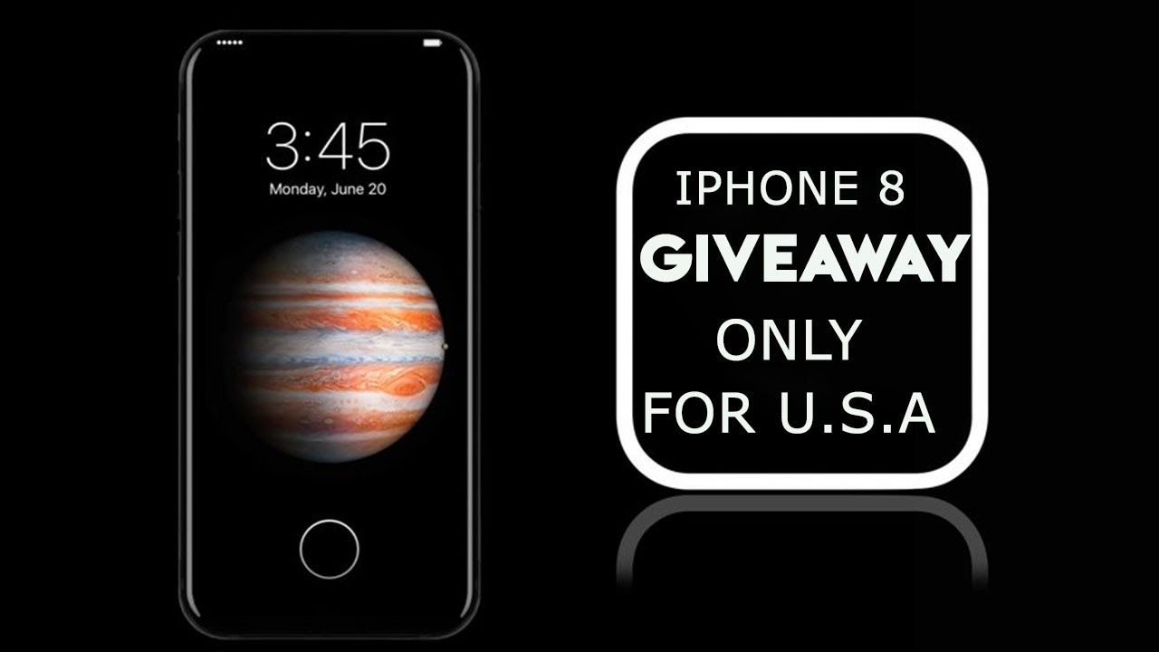 Free Iphone 8 Giveaway No Survey 2017 Get Giftcard Paypal Vcc 2 Year Verif Live 2018 For Test And Keep Usa