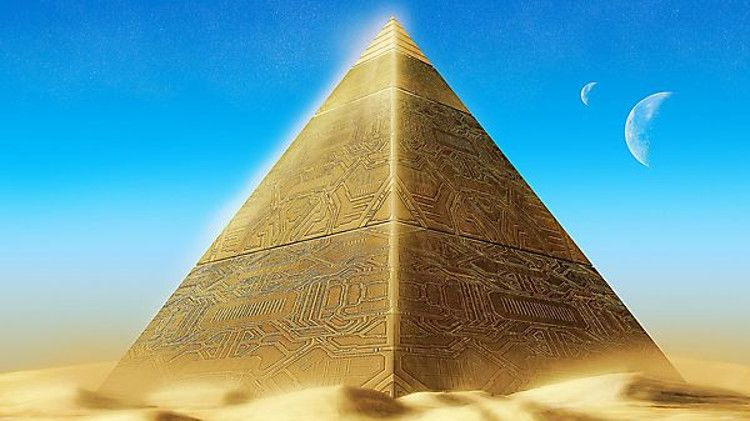 пирамида-вознесение