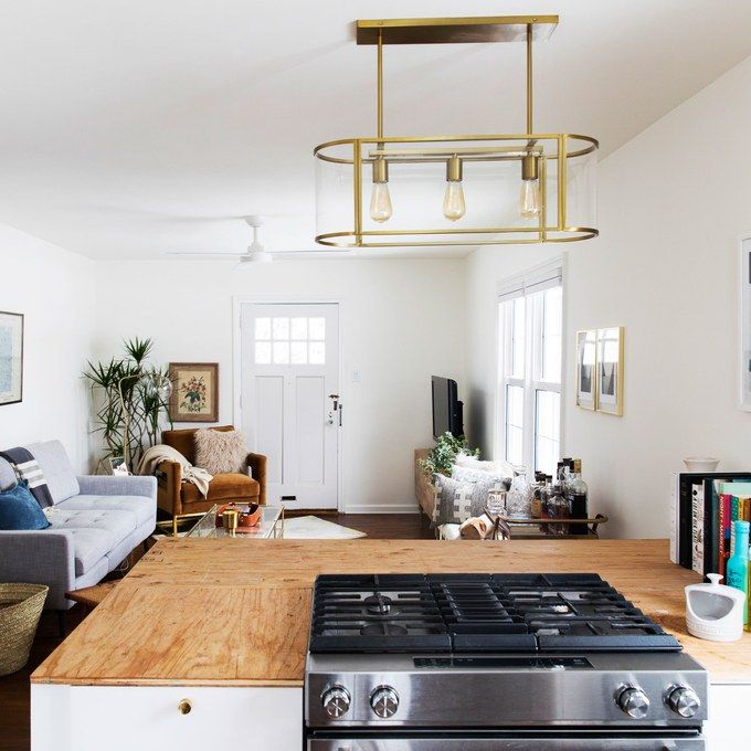 Apartments In Reno Oh: We Reno'd A 900-Square-Foot House To Feel Way Roomier (and