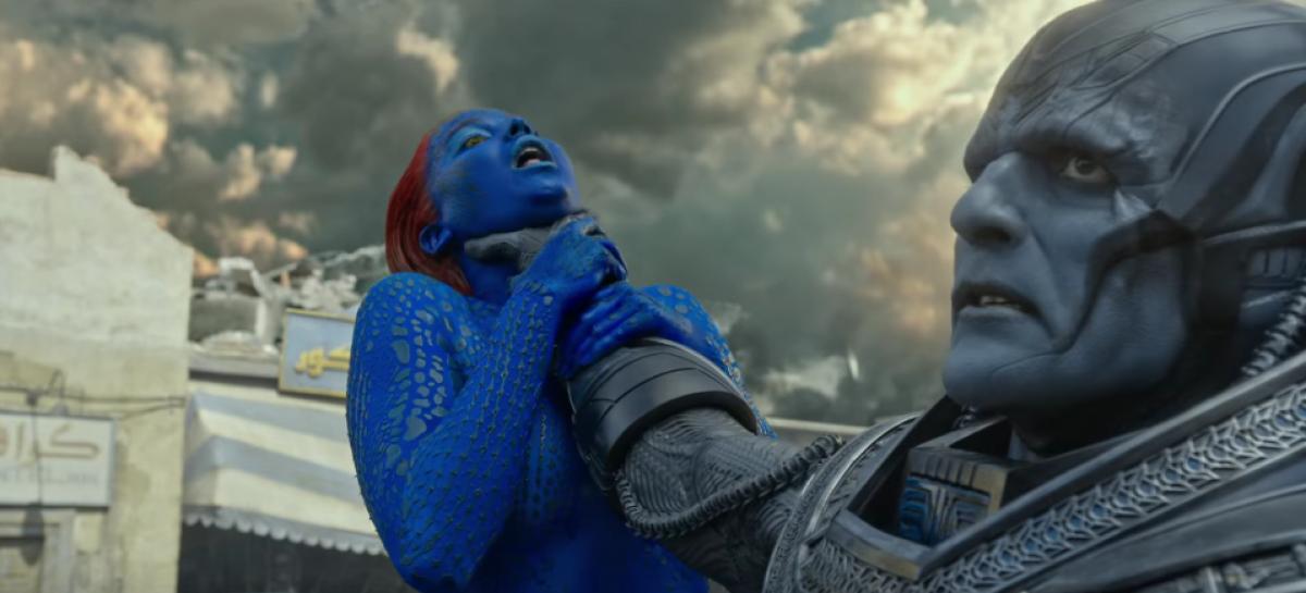 The end is near in 'X-Men: Apocalypse' Super Bowl trailer
