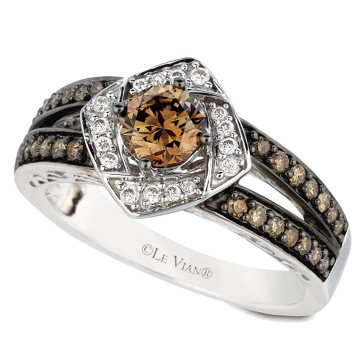 Chocolate Diamond Engagement Rings Zales 25 Jewelry I Want