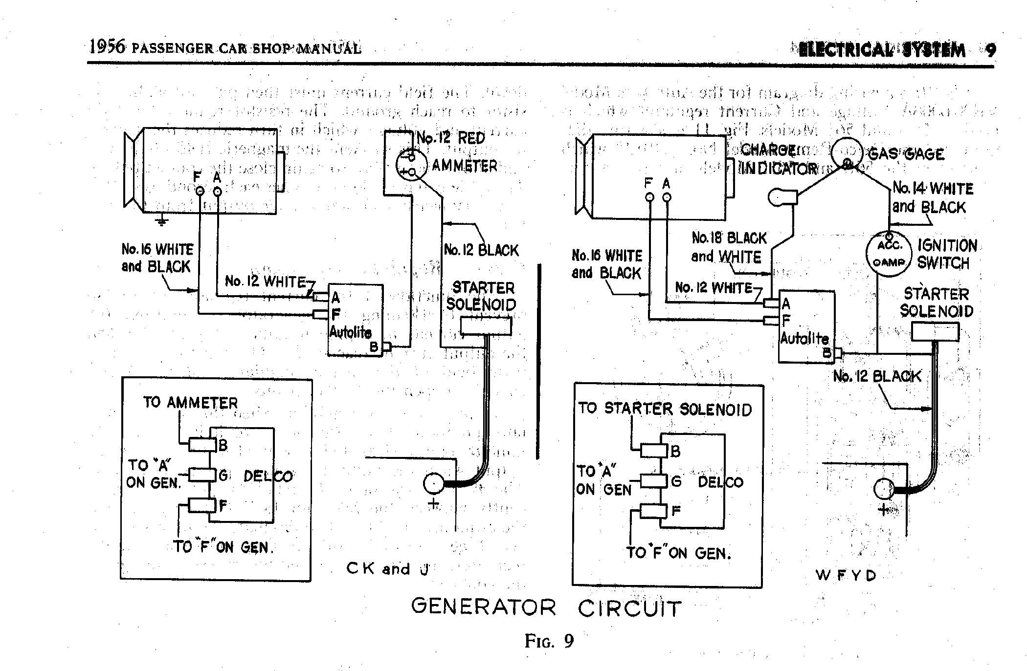 New Wiring Diagram Hitachi Starter Generator Diagram
